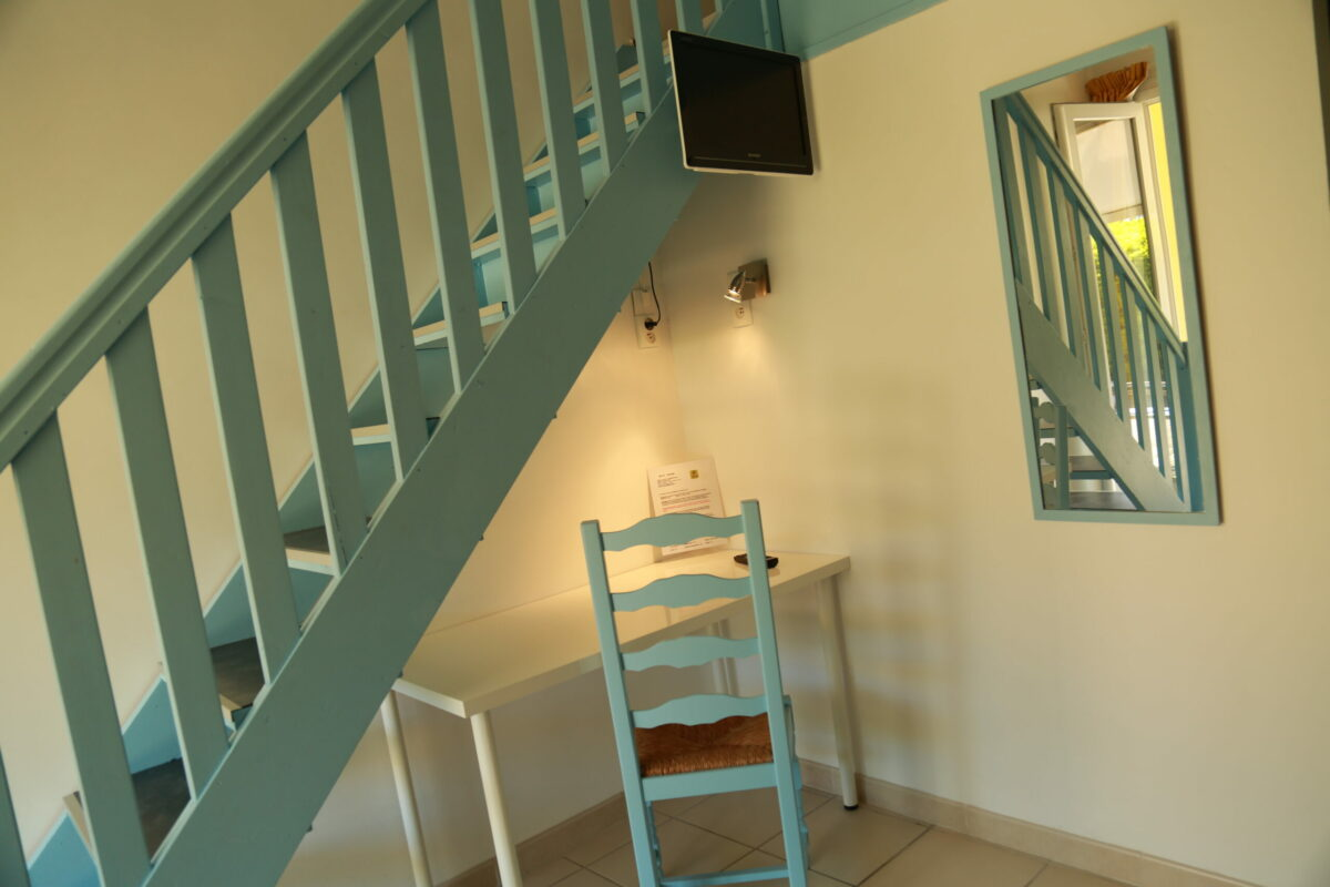 Familial room with terrace and handicap access