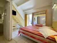 Chambre familiale avec terrasse
